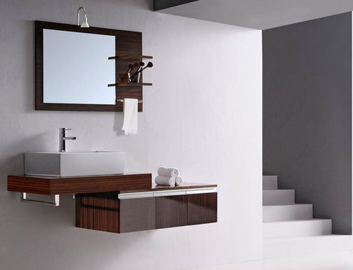 Gabinete Para Baño Madera:Plywood Bathroom Cabinets