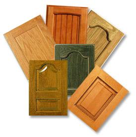Mueble de cocina gabinete de cocina de madera s lida for Modelos de puertas de madera para cocina integral